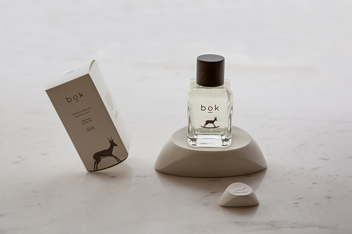 Frazer Parfum Bok