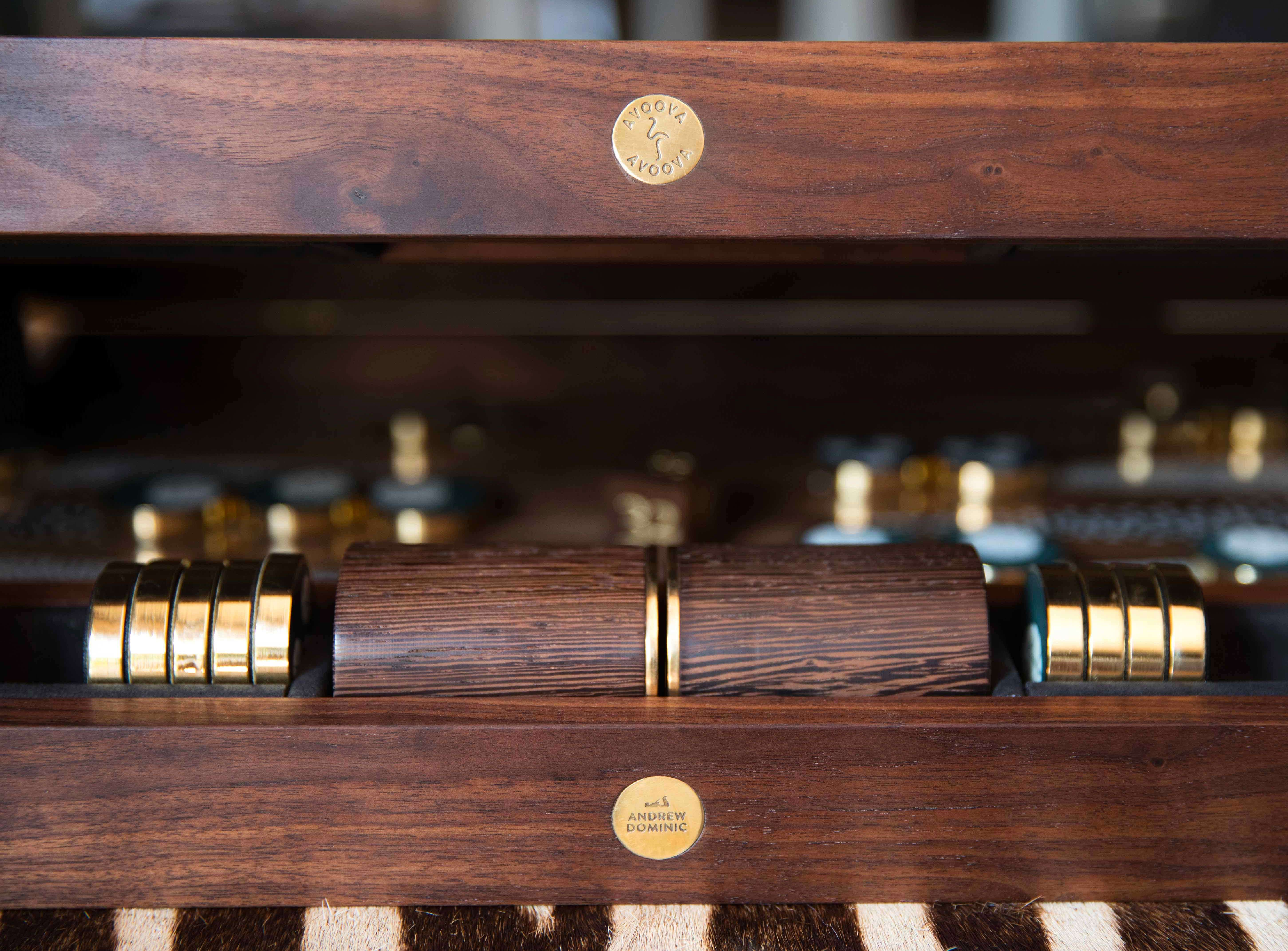 AVOOVA Backgammon