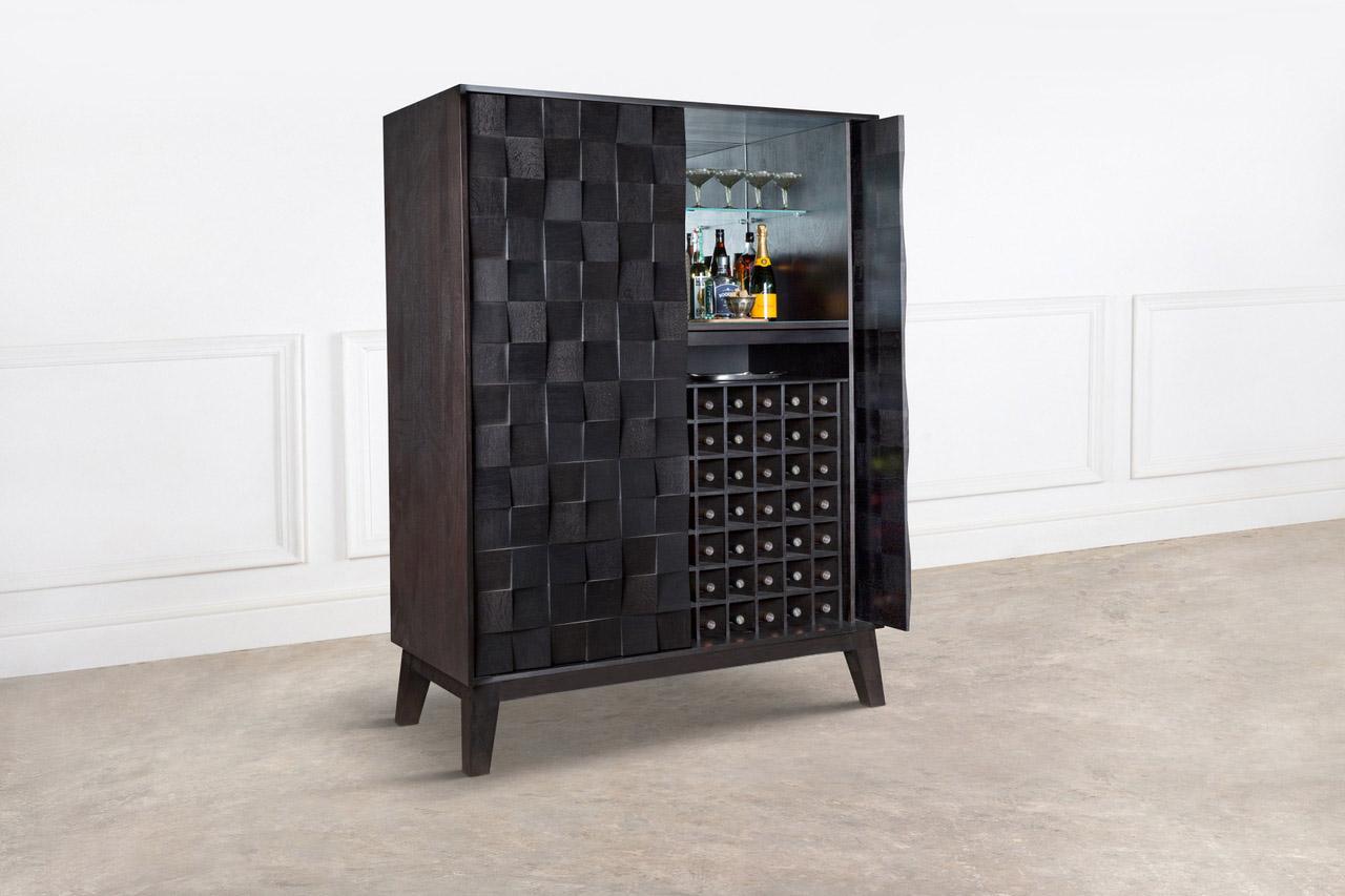 Manu Drinks Cabinet