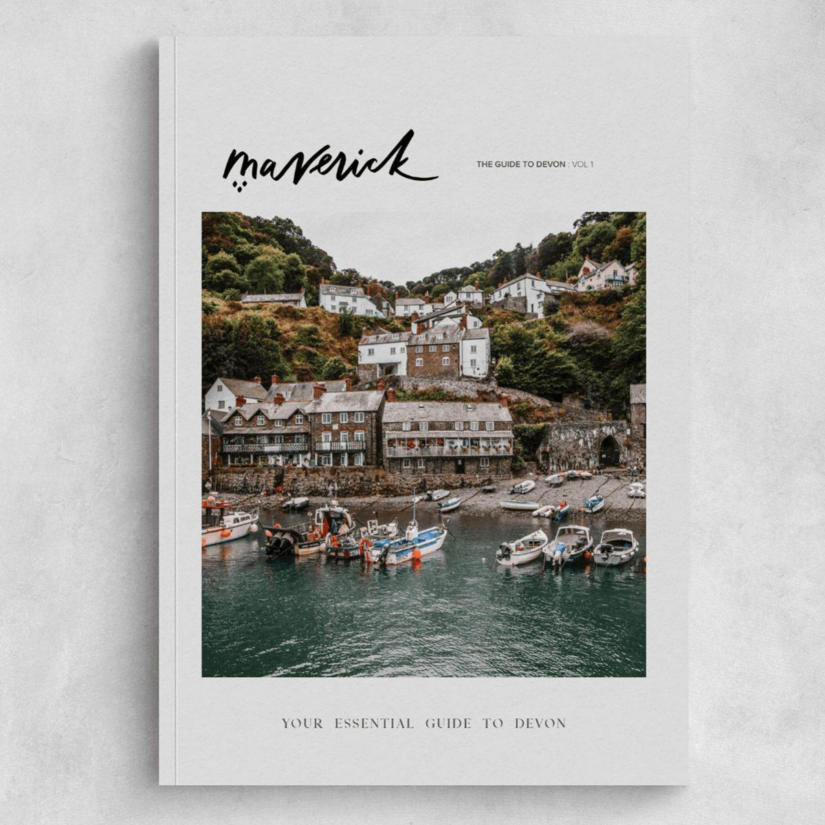 The Maverick Guide, Devon